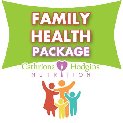 Family Health Program Athlone Cathriona Hodgins Nutrition 2
